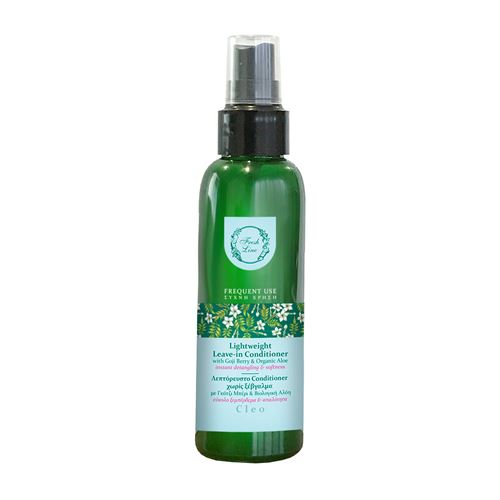 Lightweight </br>Leave-in Conditioner </br>with Goji Berry & Organic Aloe
