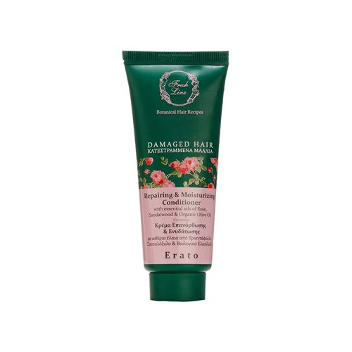 Repairing & Moisturizing Conditioner with Rose & Sandalwood