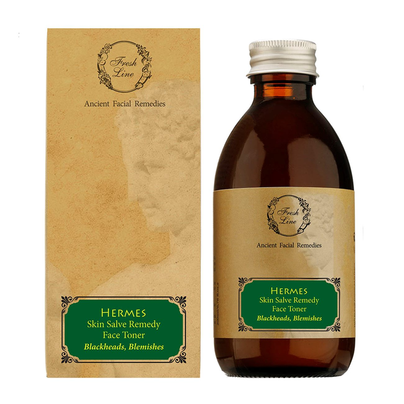 Skin Salve Remedy Face Toner With Tea Tree Thyme Acnes Oil Clay Mask 50g