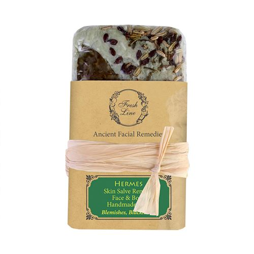 Handmade </br>Face & Body Soap </br>with tea tree & thyme