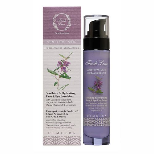 Soothing Face & Eye Emulsion</br>with Canadian willowherb</br>(ex Artemis Emulsion)