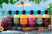 FRESH NEW SHOWER GELS