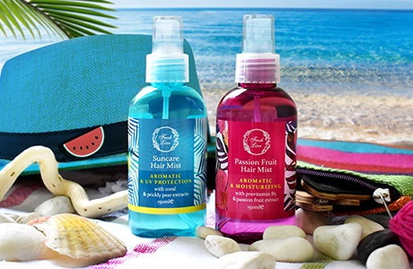 NEW HAIR MISTS