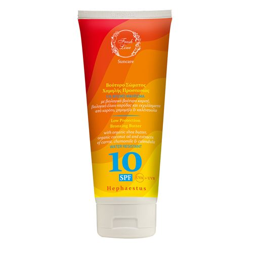 Bronzing Butter SPF10 Low Protection