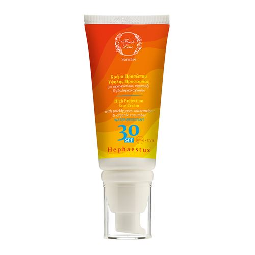 Face Cream SPF 30 High Protection