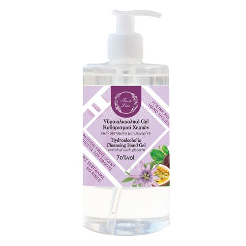 Hydroalcoholic cleansing hand gel 500ml